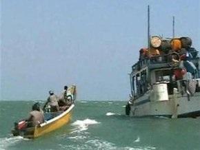 Пираты освободили греческий танкер