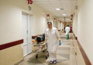 В Харькове госпитализированы четыре школьницы из-за отравления неизвестными препаратами