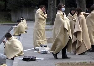 Японская полиция подтверждает гибель свыше 2,4 тысячи человек
