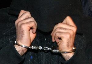 Столичная милиция задержала мужчину, сбежавшего из зала суда