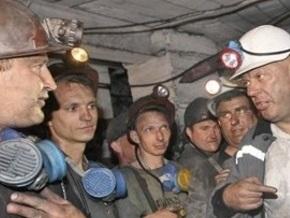 На Донбассе шахтеры объявили предзабастовочное состояние