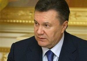 Янукович: Голодомор нельзя признавать геноцидом украинцев