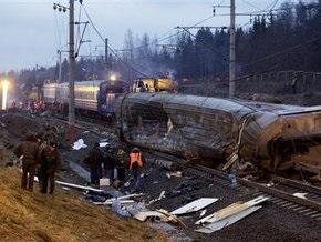 При взрыве на месте крушения Невского экспресса пострадали главы двух управлений СКП
