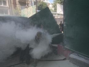 Фотогалерея: Битва за столицу: киевляне против застройщиков