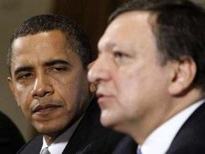 Заключение Лиссабонского договора укрепит партнерство США и ЕС - Обама