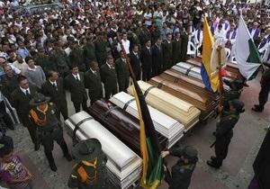 Число погибших на шахте в Колумбии возросло до 32 человек