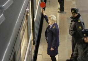 Кабмин Украины поручил разработать программу по предотвращению терактов в метро