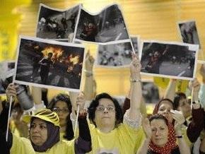 В беспорядках в Тегеране ранены 400 полицейских