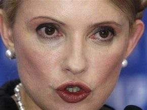 Тимошенко: Строить газопроводы в обход Украины - безумная идея