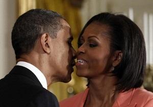 Барак и Мишель Обама празднуют 20-ю годовщину свадьбы