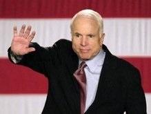 Маккейн стал единым кандидатом от республиканцев