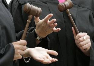 Первый замглавы Высшего админсуда заявил об утрате гербовой печати суда
