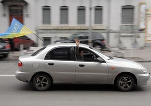 Урегулированием цен на рынке такси Киева займутся после Евро-2012