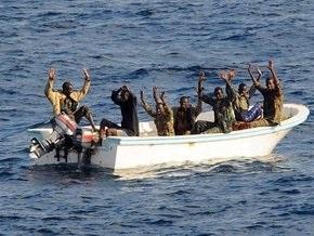 Россия будет передавать захваченных пиратов третьей стороне