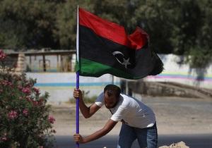 Войска ПНС подняли флаг в центре Бени-Валида