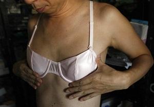В Британии удвоилось количество операций по уменьшению мужской груди
