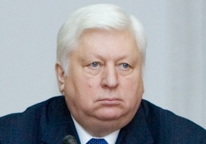 Пшонка обещает обнародовать имена киевских чиновников, в отношении которых возбуждены уголовные дела