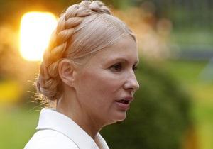 Тимошенко рассказала, чем выборы отличаются от футбола