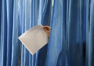 В Киевской области мужчина поджег кабинку для голосования, требуя снять его в голливудском фильме