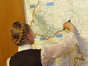 Тимошенко обещает, что государство возместит убытки пострадавшим на Волыни