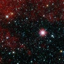Новый инфракрасный телескоп WISE сделал первый снимок звездного неба
