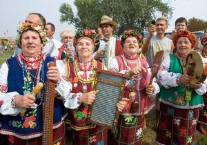Сорочинскую ярмарку посетили 780 тысяч человек