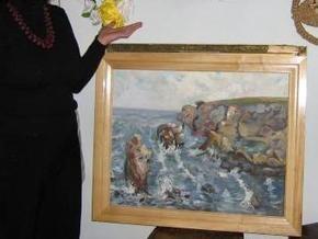 Капитана СБУ и майора милиции обвинили в похищении картин из музеев
