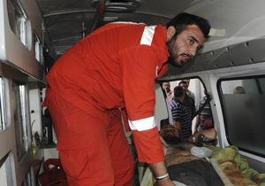 Восемь человек погибли при взрыве в сирийском Хомсе