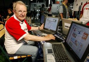 Ученые: Интернет замедляет старение