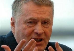 Жириновский просит Нобелевский комитет лишить Обаму премии мира