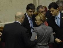 Депутат от НУ-НС готов голосовать за отставку Тимошенко