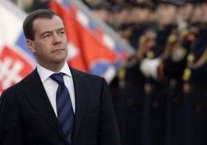 Кремль подтвердил, что готов ратифицировать договор об СНВ синхронно