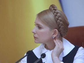 Тимошенко хочет установить два тура выборов мэра только в Киеве