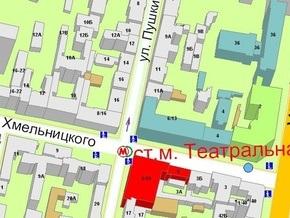 Прокуратура Киева запретила строительство офисного центра возле метро Театральная