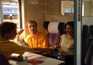 В Украине разрабатывают программу внедрения ускоренных дневных поездов