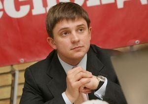 Шлапак заявила, что в Киевсовете зарегистрирован один проект решения об отставке Довгого - от БЮТ