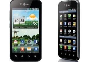 Стильный бонус. Обзор смартфона LG Optimus Black