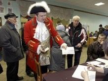 Фотогалерея: Выборы Медведева: все прошло по плану
