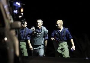 В США арестовали мужчину по делу о бомбе- ошейнике  в Сиднее