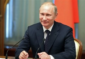 Путин предложил списать 36 миллионам россиян ошибочные долги по налогам