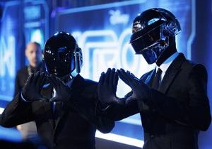 Daft Punk записали две песни с Канье Уэстом