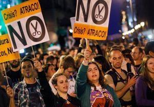 Кризис в Испании развеял миф о среднем классе - DW
