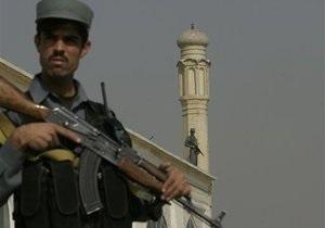 Талибы усыпили и убили сотрудников афганского полицейского участка, объяснив это борьбой с коррупцией