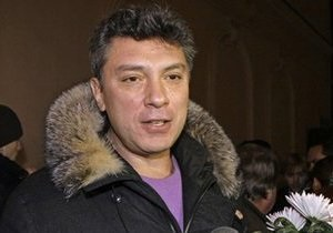 Немцов: Либеральная оппозиция в России выдвинет единого кандидата в президенты