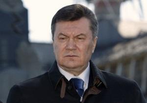 Янукович приедет в Макеевку на похороны Джарты