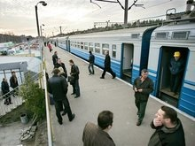 Власти Киева покупают поезда для организации движения между Дарницей и Борщаговкой