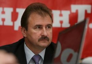 Попов сократил число своих заместителей до шести человек