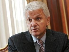Литвин попросил нардепов поторопиться с датой выборов