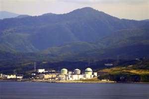 В Японии остался один действующий ядерный реактор