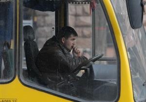 Запорожских водителей автобусов инструктируют шокирующими видеороликами